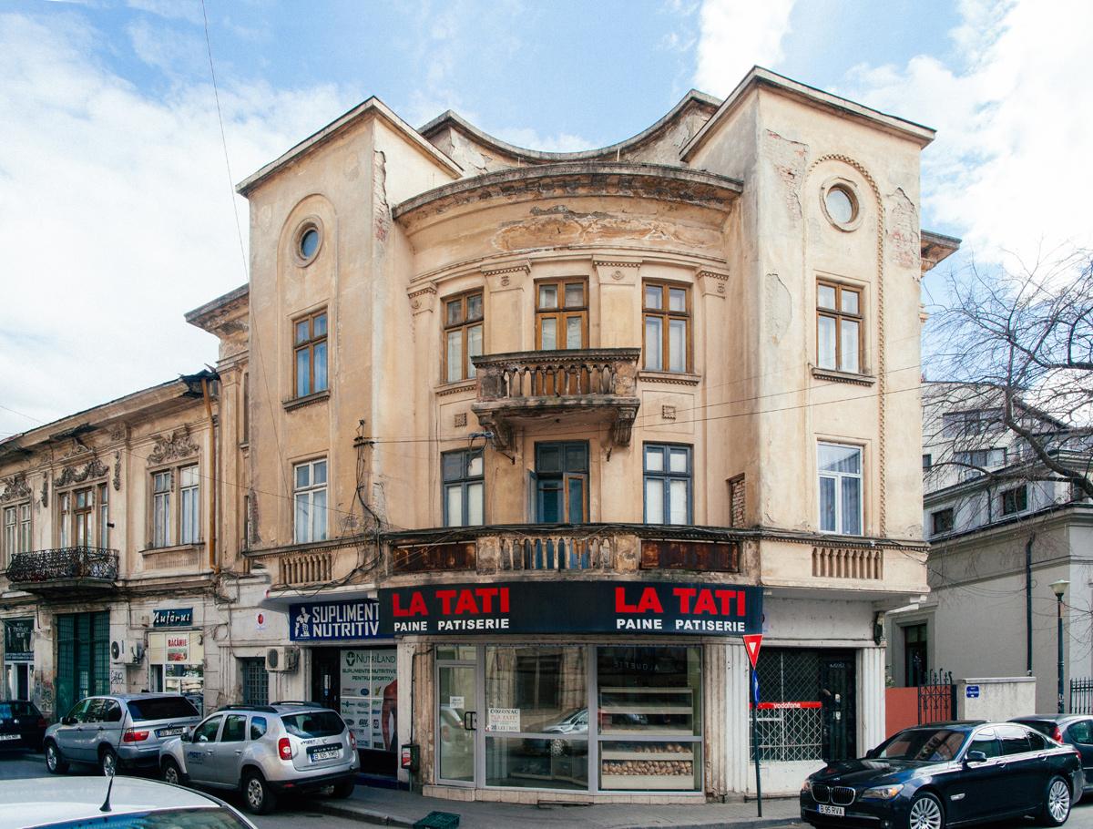 Strada Bibescu Vodă 24