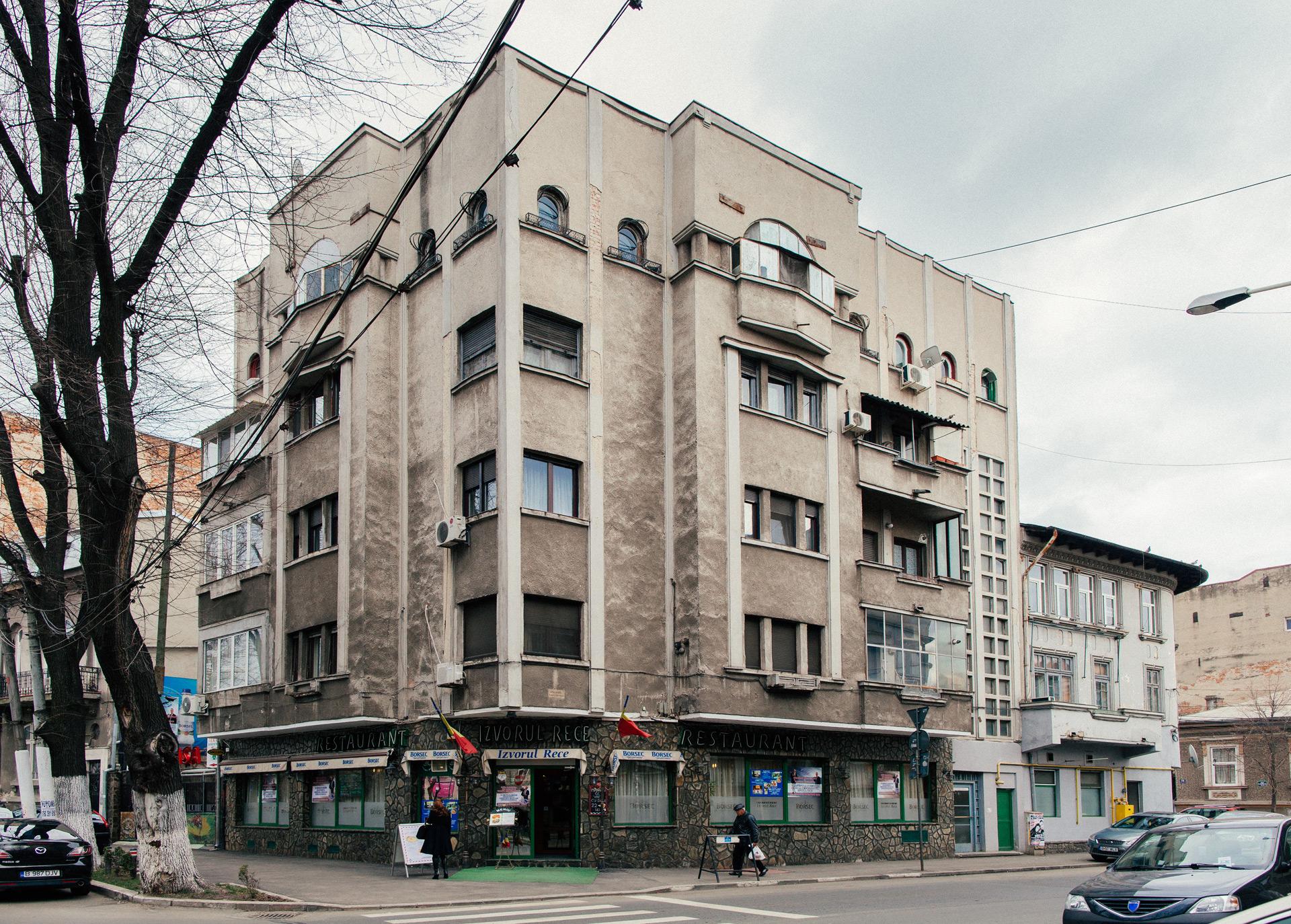 Piața Pache Protopopescu 11